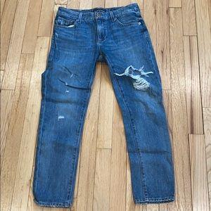 Lucky brand sienna slim boyfriend jeans 00/24